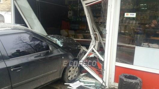 ВКиеве нетрезвый шофёр сбил 3-х летнего ребенка
